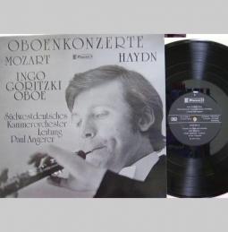 Ingo Goritzki  Oboe - Paul Angerer Dir..