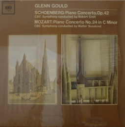 Glenn Gould Pianist - Robert Craft & W..