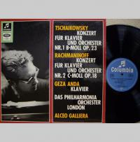 Geza Anda Pianist - Alceo Galliera Dir..