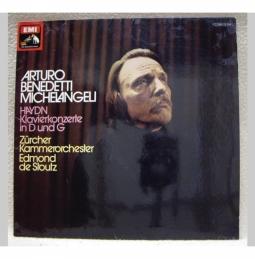 Arturo Benedetti Michelangeli Piano - ..