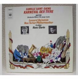 Leonard Bernstein - Hans Clarin - Robe..