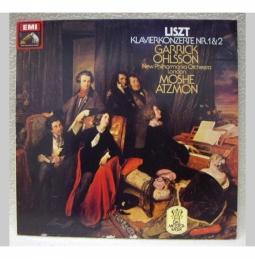 Garrick Ohlsson Pianist - Moshe Atzmon..