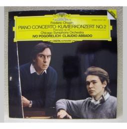 Ivo Pogorelich Pianist - Claudio Abbad..