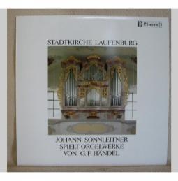 Johann Sonnleitner Organist - Stadtkir..