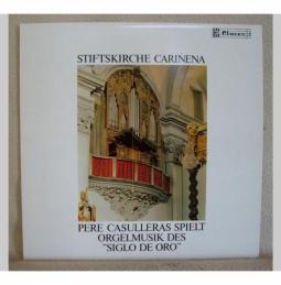 Pere Casulleras Orgel - Stiftskirche C..