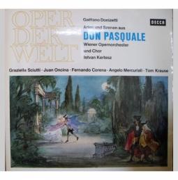 Don Pasquale - Arien und Szenen