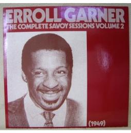 Erroll Garner - Piano