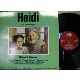 Heidi - Heidi und Peter