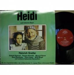 Heidi  &  Heidi und Peter