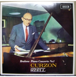 Clifford Curzon - George Szell