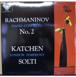 Julius Katchen - Georg Solti