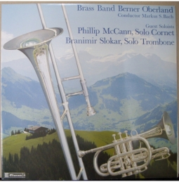 Brass Band Berner Oberland - Phillip M..