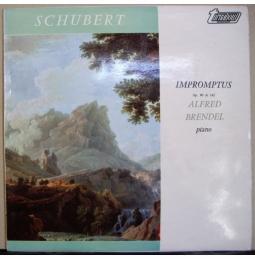 Alfred Brendel  Klavier