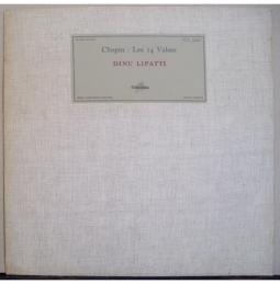 Dinu Lipatti  -  Chopin