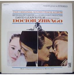 Doctor Zhivago - Sound Track