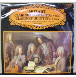 Benny Goodman  Klarinette - Charles Mü..