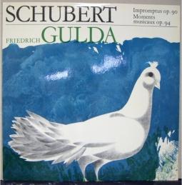 Friedrich Gulda, Pianist