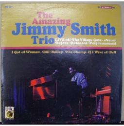 Jimmy Smith Trio - The Amazing