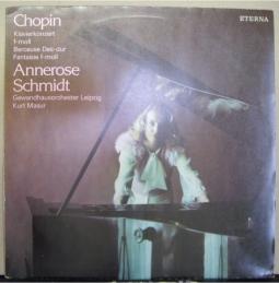 Annerose Schmitd - Kurt Masur