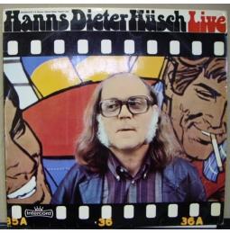 Hanns Dieter Hüsch - Live
