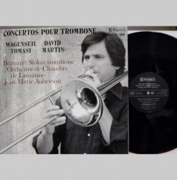 Branimir Slokar Trombone, Jean-Marie A..
