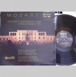 Franco Gulli Violine,Piero Toso Violin..