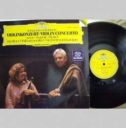 Anne-Sophie Mutter Violine  Herbert vo..