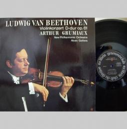 Arthur Grumiaux Violine - Alceo Gallie..