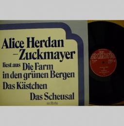Alice Herdan-Zuckmayer