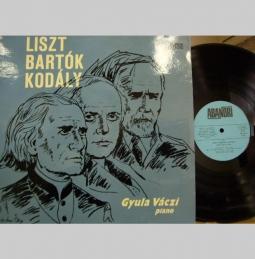 Gyula Vaczi  Piano