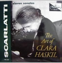 Clara Haskil -