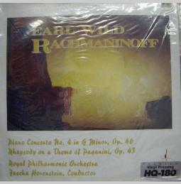 Earl Wild Piano - Jascha Horenstein Di..