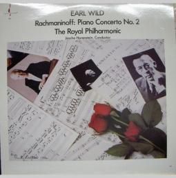 Earl Wild Pianist - Jascha Horenstein ..