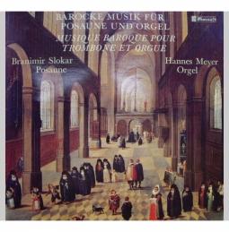 Branimir Slokar Posaune - Hannes Meyer Orgel