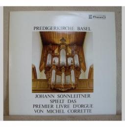 Johann Sonnleitner Orgel - Predigerkirche Basel