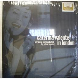 Catarina Valente  in London