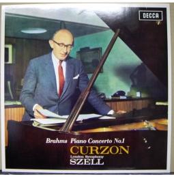Clifford Curzon - George Szell