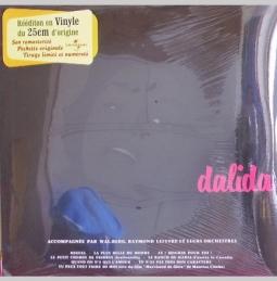 Dalida  accompagnée par Wal-Berg et so..